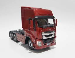<b>Alloy</b> Model Decoration <b>1:43</b> Scale Dongfeng Tianlong H7 <b>Truck</b> ...