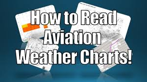 How To Read Aviation Weather Charts Interpret Aviation Weather