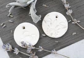 diy clay diffuser pendants