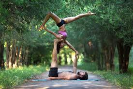 guide to teaching partner yoga