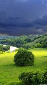 mountain white river color nature ...
