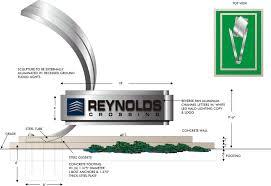 reynolds lighting richmond va. reynolds sign by woodcraftsignshoppe.com lighting richmond va