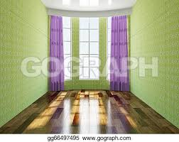 empty room clipart.  Clipart The Green Empty Room In Empty Room Clipart