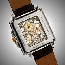 louis bolle clement mechanical skeleton mens watch no ordinary rustic farming environment was the 1730 birthplace of jean louis bolle farming was an ongoing enterprise to be sure but in a stone s throw