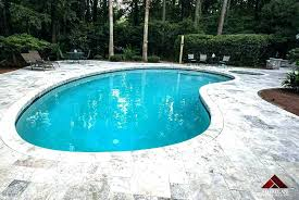 pool coping ideas australia cantilevered deck edge concrete head rubber decking material swimming resurfacing s p