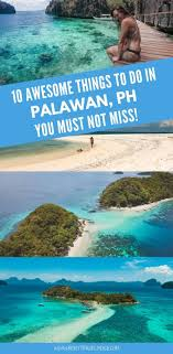 Researchers have shown that tagbanua people are probably descendants of the tabon people, who lived in the tabon cave thousands of years ago. Palawan S Best Things To Do The Perfect Itinerary