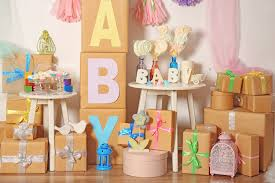 Baby Shower Design Ideas 5 Cheap Unique Baby Shower Decoration Ideas