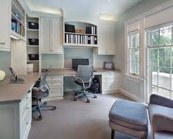 home office built in. Built In Home Office Designs 1000 Ideas About Double Desk On Pinterest Room Decor T