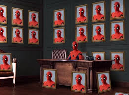 spider man iron man black widow