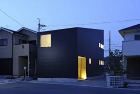 Collect this idea Ingenious Japanese Design: Minimalist House of Kashiba