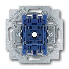 Механизм выключателя 2-клав <b>переключатель</b> 10А 250В <b>ABB</b> ...