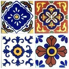 Decorative Ceramic Picture Tiles