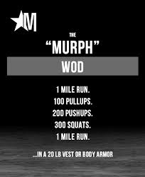 Chris pratt and unbreakable crew take the murph challenge. The Annual Murph Challenge Crossfit Fringe Columbia Mo