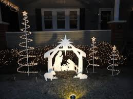 creative outdoor christmas decorations | Psoriasisguru.com