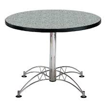 ofm office furniture gray nebula 42 inch round office table