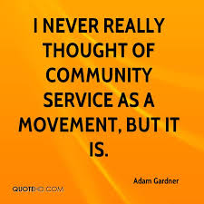 Community Service Quotes Impressive Community Service Quotes Page 48 QuoteHD