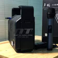Loa Karaoke Mini Q7 | BOXT Q7, KINGBASS Q7, SENYOO Q7
