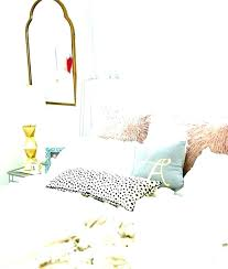 grey and gold bedding blush room decor bedroom best white ideas polka dot target perfect pink
