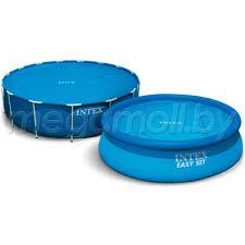 Обогревающий <b>тент</b> для бассейнов 488 см <b>Intex 29024</b> купить в ...