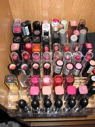 Decorations:Beauty Makeup Storage Ideas For Lipstick Beauty Makeup Storage  Ideas For Lipstick