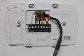 6 wire thermostat diagram how to wire a honeywell thermostat with Old Thermostat Wiring Color Code wiring diagram for honeywell heat pump thermostat on wiring images 6 wire thermostat diagram wiring diagram Removing Old Thermostat with Mercury