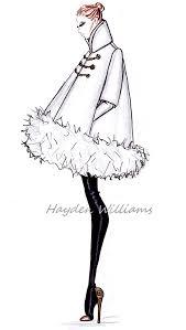 Hayden Williams Fashion Illustrations Hayden Williams Fallwinter