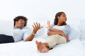 Image result for arguing black couple
