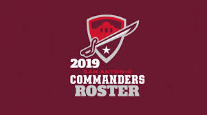 San Antonio Commanders Roster Aaf Football