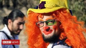 Syria conflict: <b>Clown</b> of Aleppo 'dies in air strike' - BBC News