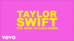 Taylor Swifts New Single You Need To Calm Down Is Exhausting Vox