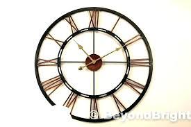 square wall clocks large clock roman numeral extra decorative la
