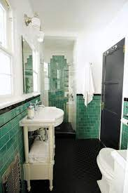 Room Of The Day Retro Style Returns To A 1930s Bathroom