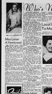 March 31 1956 Priscilla Zimmerman - Newspapers.com