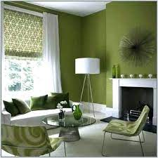 olive green paint living room color for