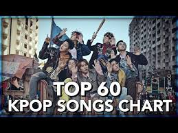 Top 60 K Pop Songs Chart November 2017 Week 3