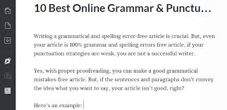 grammarly review do you really need this grammar checker  proof article