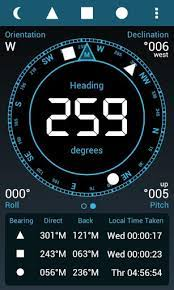 Many best android compass app have been. 7 Best Compass Apps