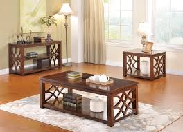 3 piece table set. Henry Occasional 3 Piece Coffee Table Set P