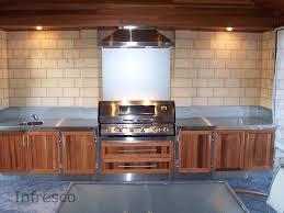 diy outdoor kitchens perth. alfresco kitchen example 163 by infresco diy outdoor kitchens perth
