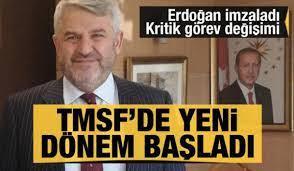 Son dakika: TMSF başkanlığına Fatih Rüştü Karakaş atandı - Ekonomi Haberleri