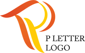 P Letter Logo Vector Ai Free Download