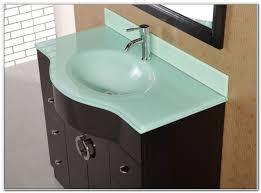 Bathroom Apron Sink Apron Sink Bathroom Vanity Sinks And Faucets Home Design Ideas
