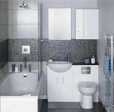 Small Picture 25 Small Bathroom Design and Remodeling Ideas Maximizing Small