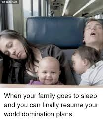 Via 9Gagcom When Your Family Goes To Sleep And You Can Finally ...