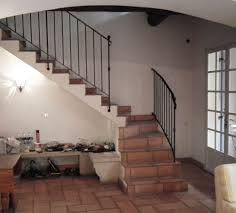 New Stairs Design | Our new stair railing. We love the simple, yet  traditional