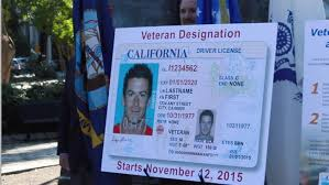 Nbc - Driver Designation Dmv San On Veteran Cards Offers 7 California Id Licenses Diego