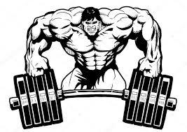 ᐈ Gimnasio dibujo imágenes de stock, dibujos gimnasia | descargar en  Depositphotos®
