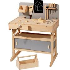 woodworking play wooden workbench plans pdf free closet