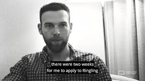 Ringling College of Art and Design - Aviv Mano (Computer Animation, 2018)  Talks About His Start at Ringling College | Facebook