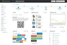 Intranet Requirements Template Charisma Bootstrap Admin Theme Template Intranet Free For